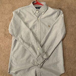 Polo Ralph Lauren Long Sleeve Button Down Shirt